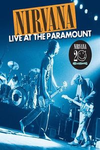 Cover Nirvana - Live At The Paramount [DVD]